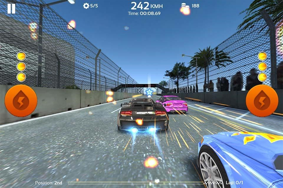 Speed Cars: Real Racer Need 3D - Imagem 1 do software