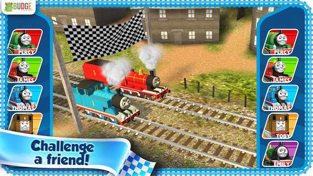 Corrida do Thomas e Seus Amigos