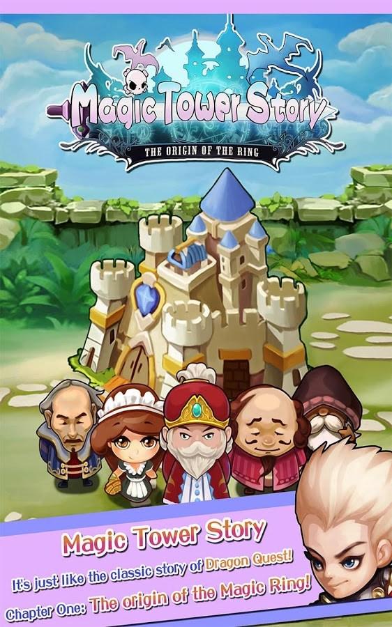 Magic Tower Story Free - Imagem 1 do software