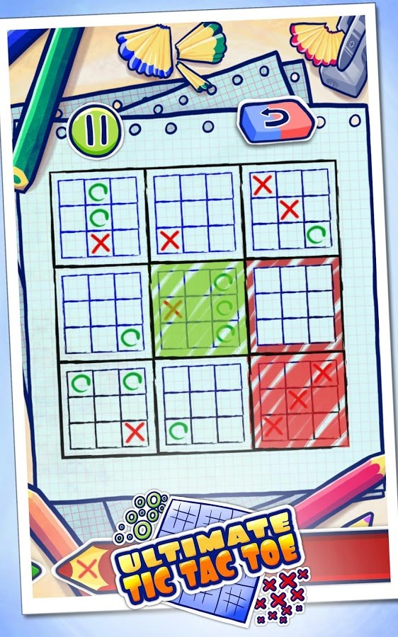 O Super Jogo da Velha - Imagem 2 do software