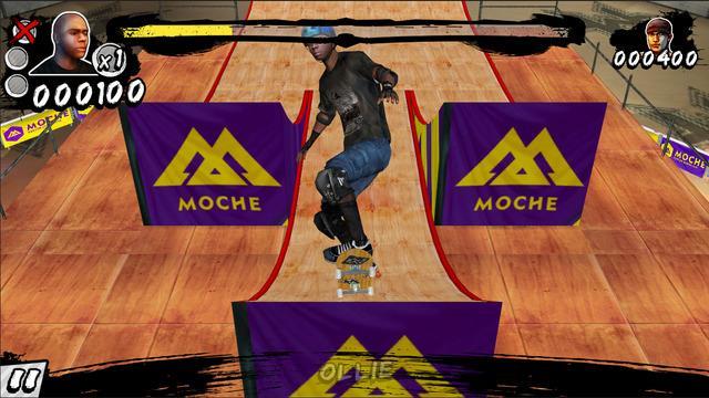 MegaRamp Skate Rivals - Imagem 1 do software