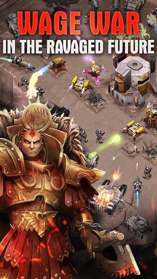 The Horus Heresy: Drop Assault - Imagem 1 do software