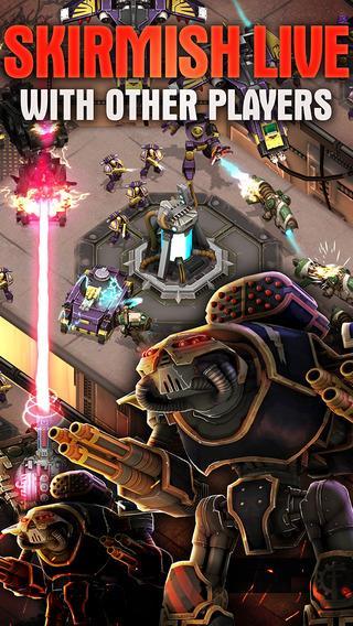 The Horus Heresy: Drop Assault - Imagem 2 do software