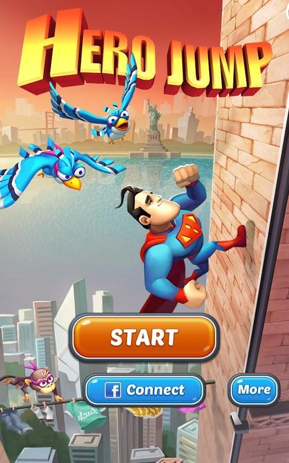 Hero Jump - Imagem 1 do software