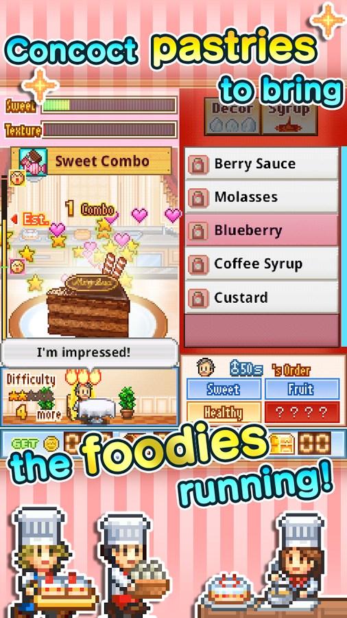 Bonbon Cakery - Imagem 1 do software