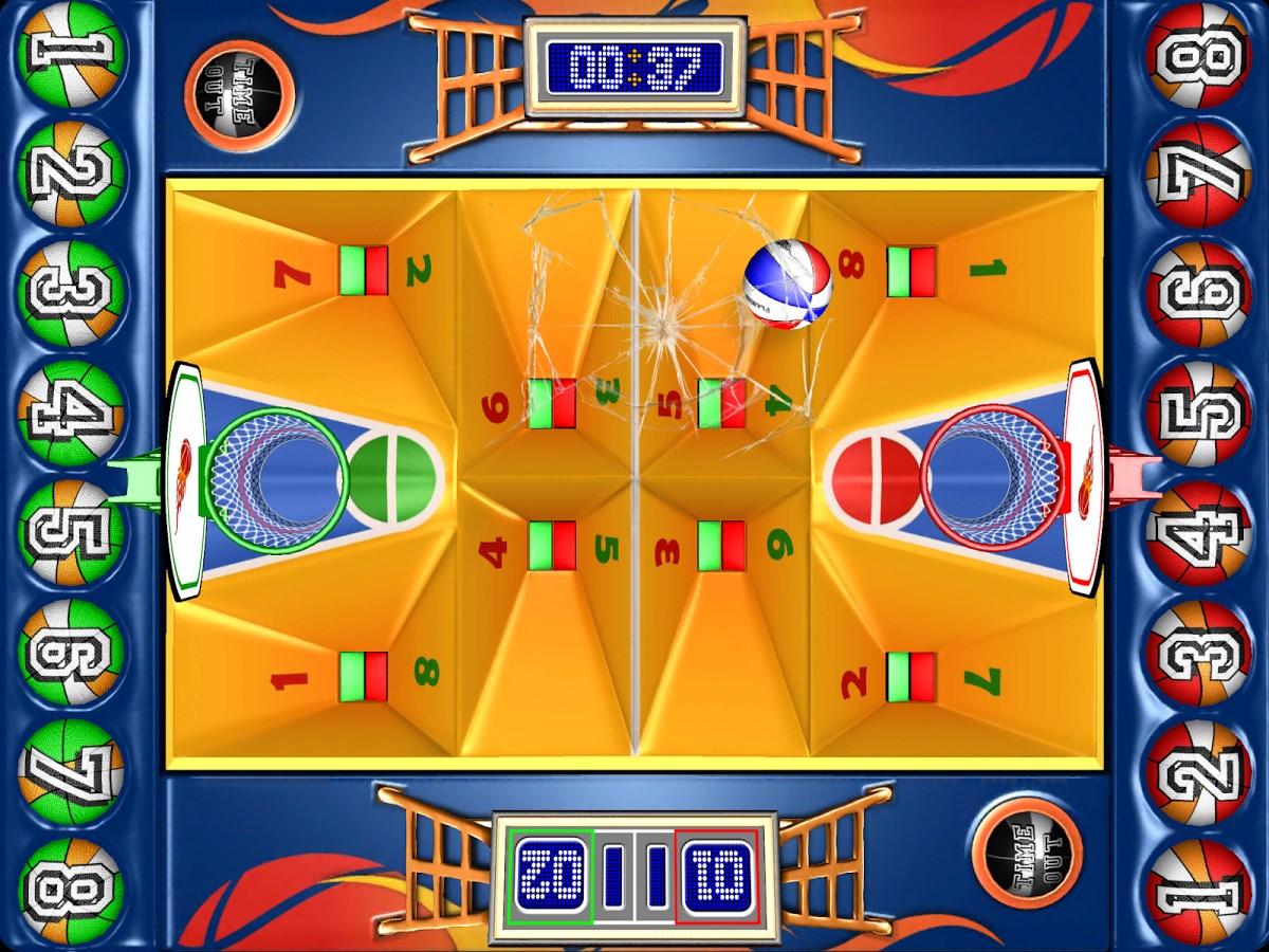 Basketball Duel Lite - Imagem 1 do software