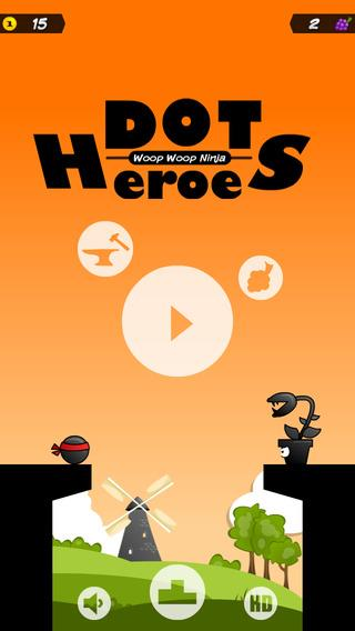 Dot Heroes: Woop Woop Ninja - Imagem 1 do software
