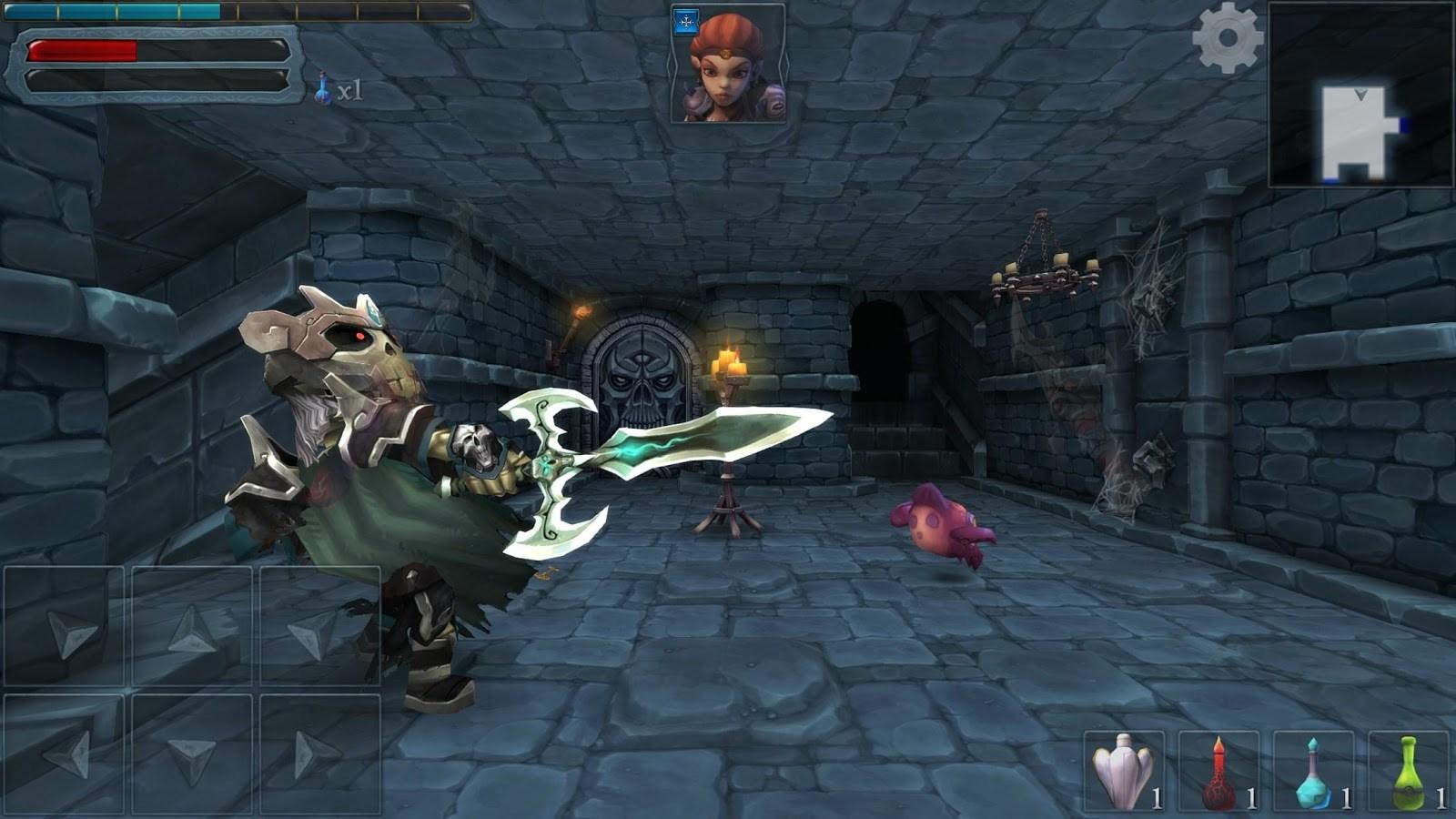 Dungeon Hero RPG - Imagem 1 do software
