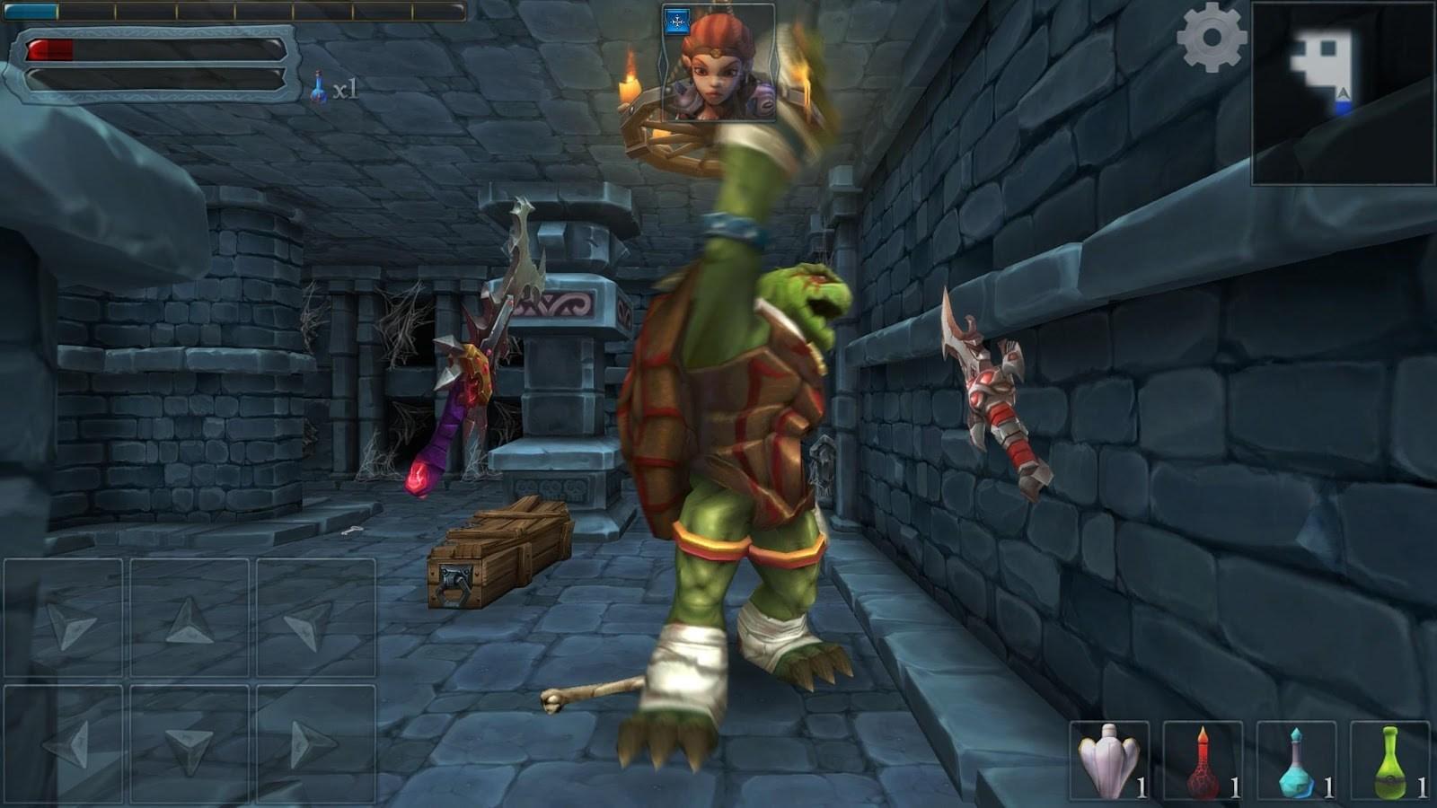 Dungeon Hero RPG - Imagem 2 do software