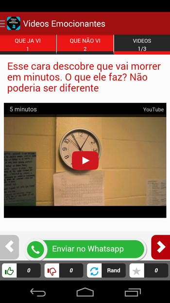 Videos Para Whatsapp (Leandro Web) - Imagem 2 do software