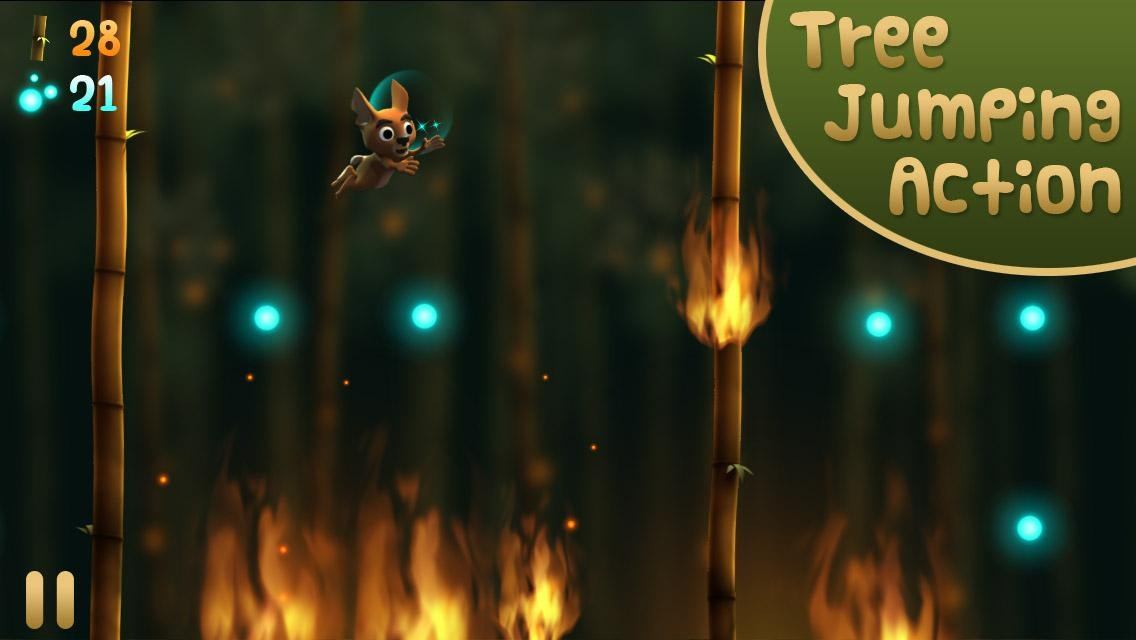 Tree Jump Adventure - Imagem 1 do software
