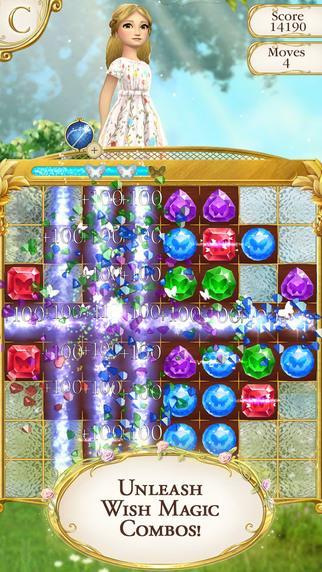 Cinderella Free Fall - Imagem 2 do software
