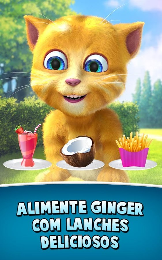 Talking Ginger 2 - Imagem 2 do software