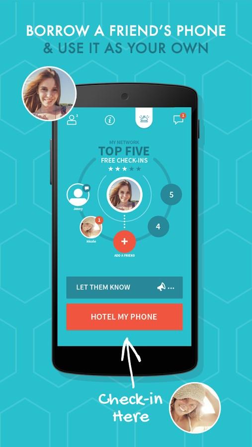 Hotel My Phone - phone share - Imagem 1 do software