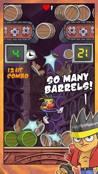 Barrel Buster Lite - Imagem 2 do software