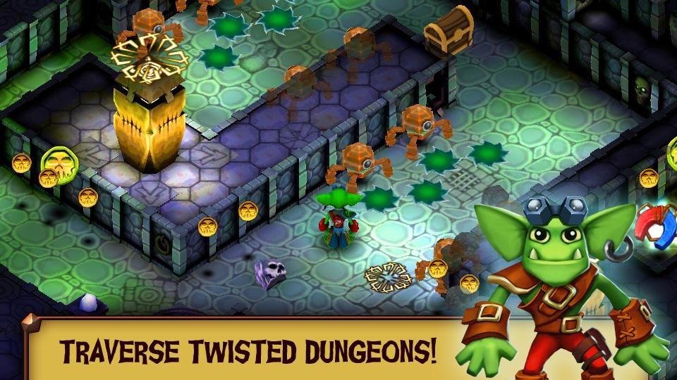 Goblin Quest: Escape! - Imagem 1 do software