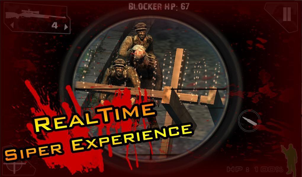 iSnipe: Zombies (Beta) - Imagem 1 do software