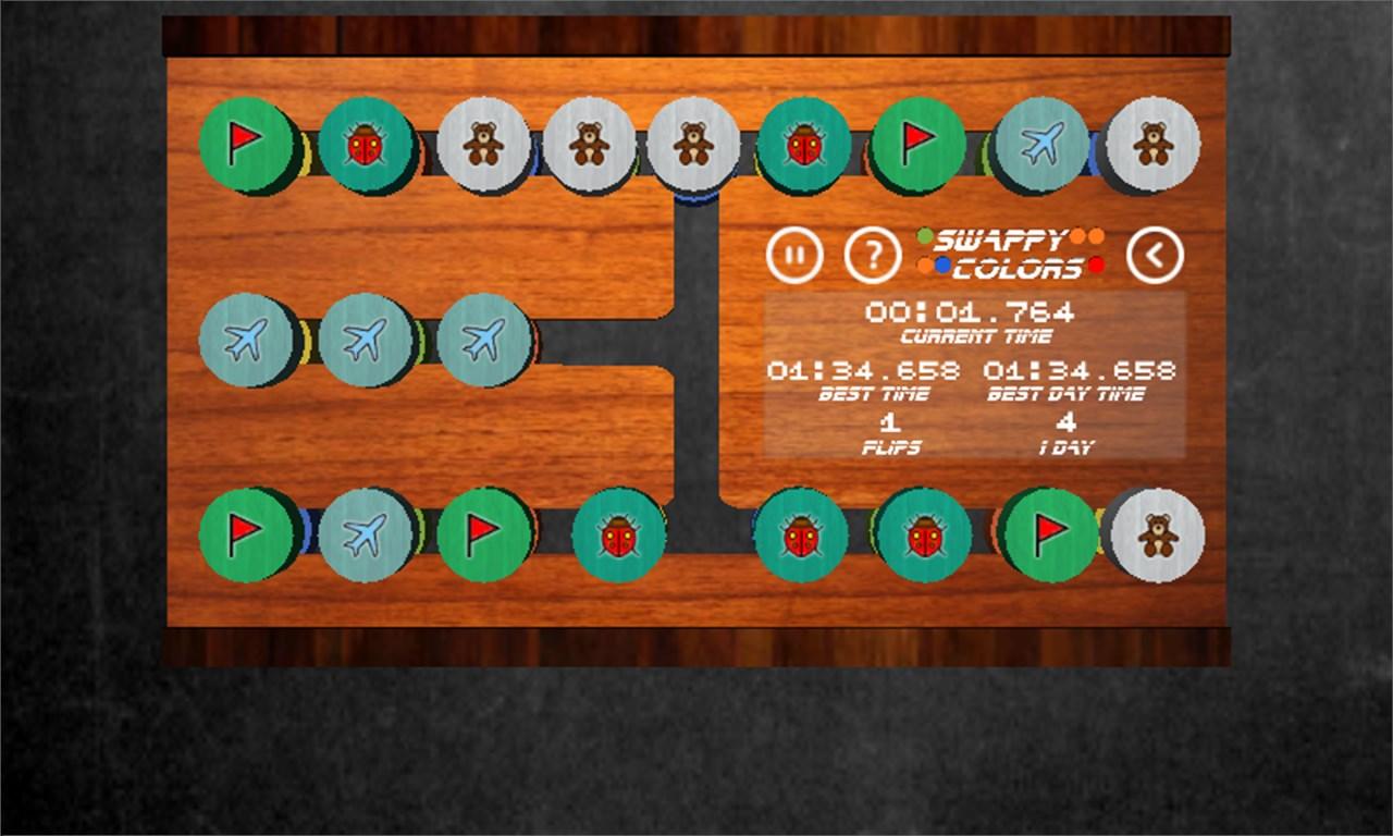Swappy Colors - Imagem 1 do software