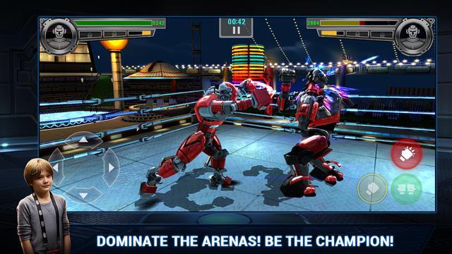 Real Steel Champions - Imagem 1 do software