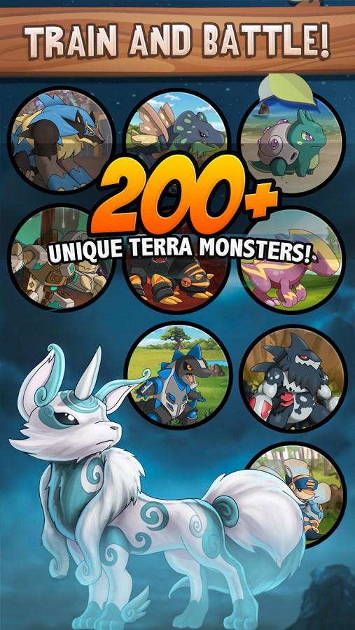 Terra Monsters 2 - Imagem 2 do software