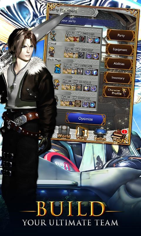 FINAL FANTASY Record Keeper - Imagem 1 do software