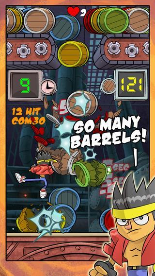 Barrel Buster - Imagem 2 do software