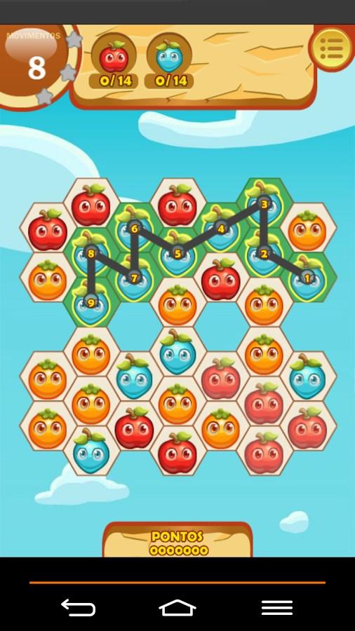 Fruita Swipe - Imagem 1 do software