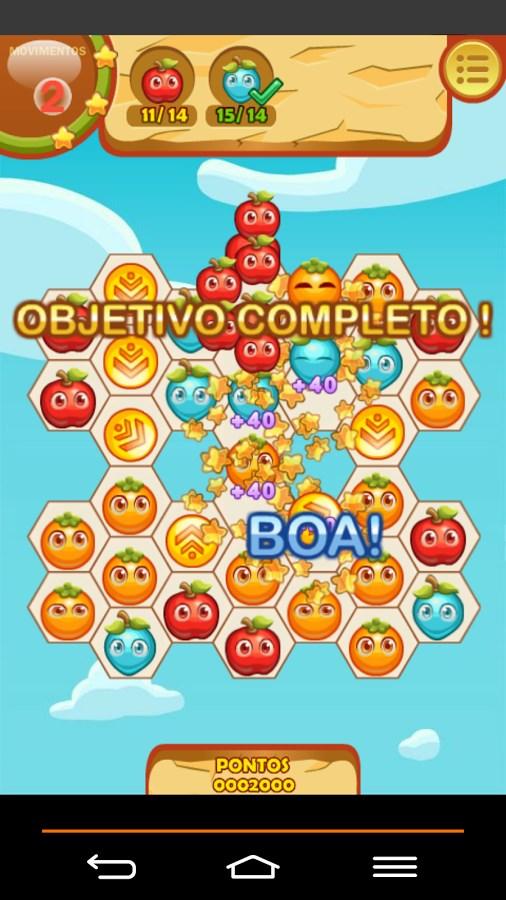 Fruita Swipe - Imagem 2 do software