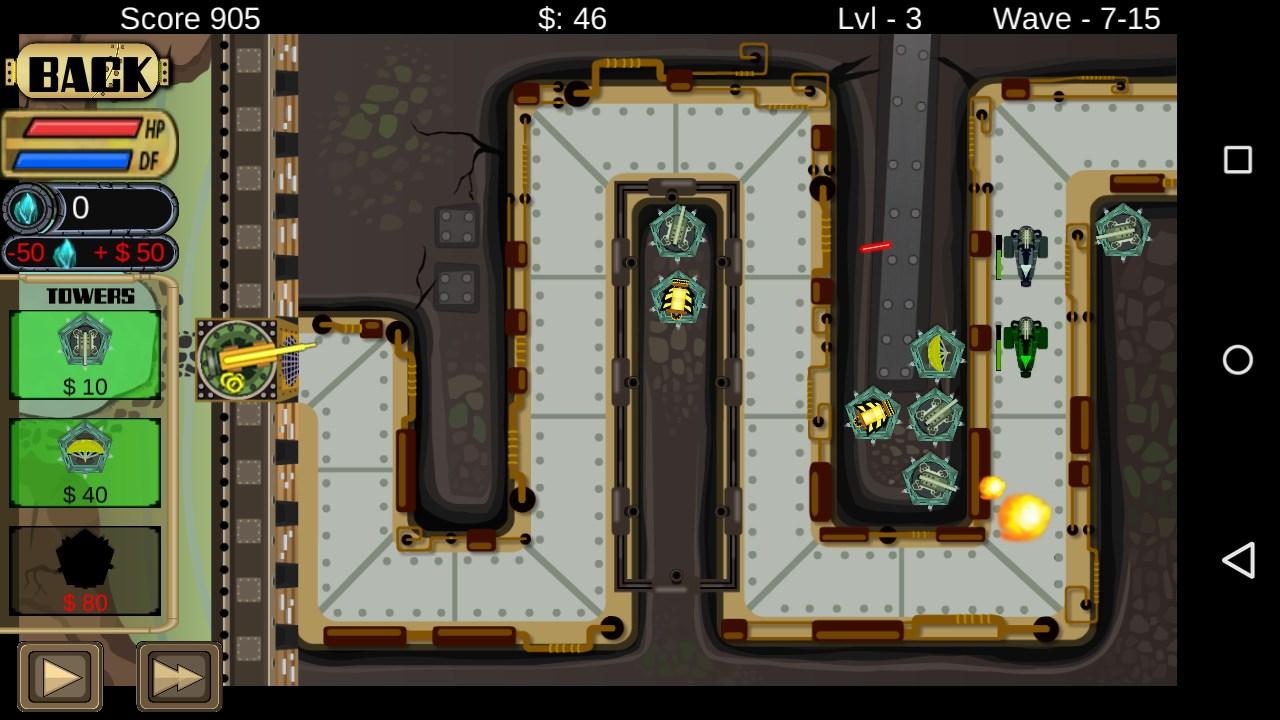 Laser Defense - Imagem 1 do software