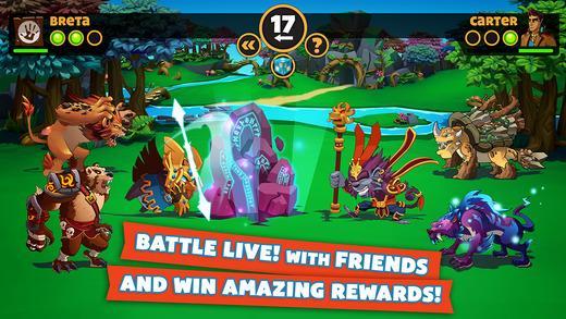 Monster Kingdom 2: Rise of the Grembles - Imagem 1 do software