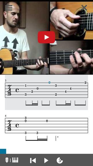 Jellynote - Tabs & Chords - Imagem 1 do software