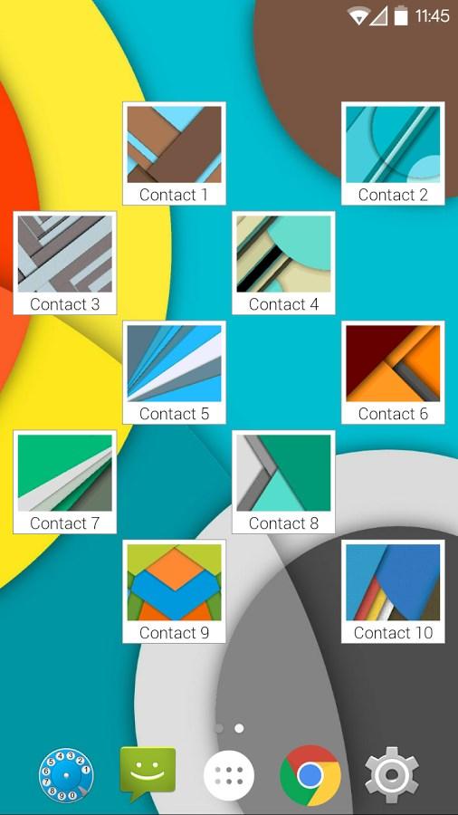 Speed Dial - Imagem 1 do software