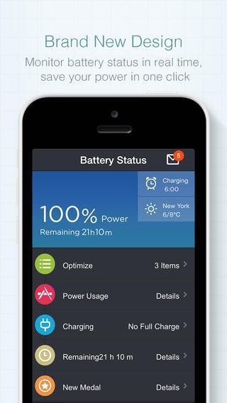 Battery Doctor - Imagem 1 do software