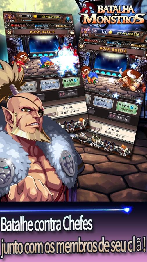 Batalha de Monstros - Imagem 2 do software