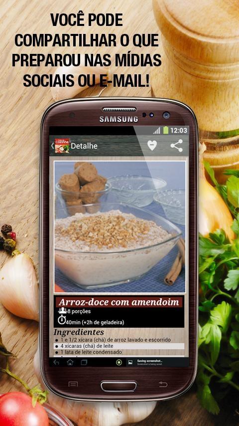 Guia da Cozinha - Imagem 2 do software