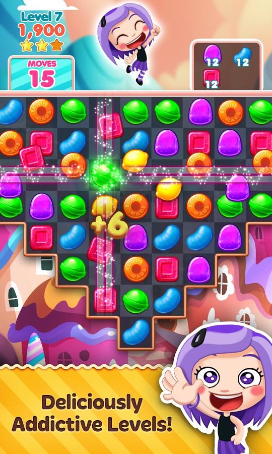 Viber Candy Mania - Imagem 2 do software