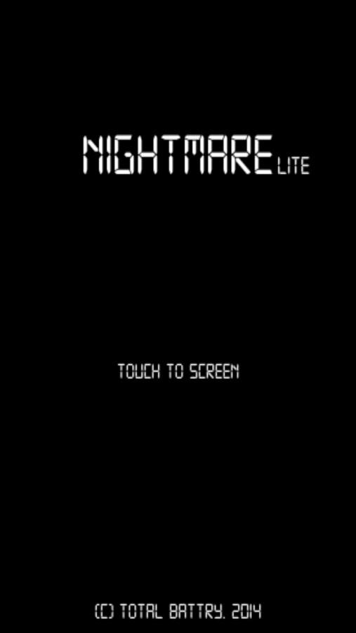 Nightmare Lite - Imagem 1 do software