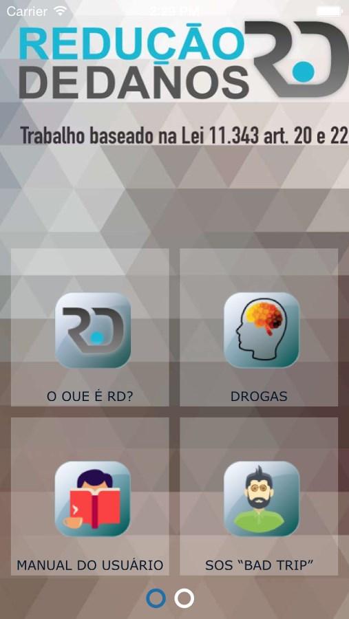 Redução de Danos - Imagem 1 do software