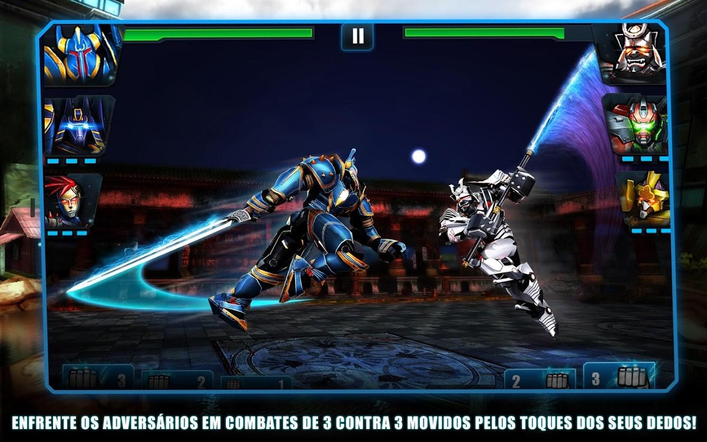 Ultimate Robot Fighting - Imagem 1 do software