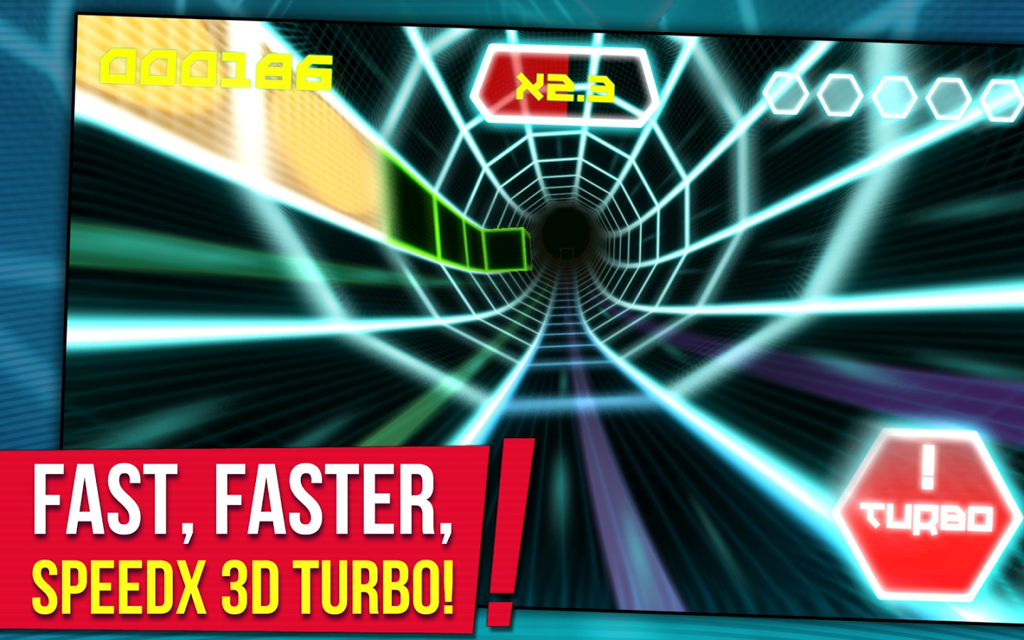 SpeedX 3D Turbo - Imagem 1 do software