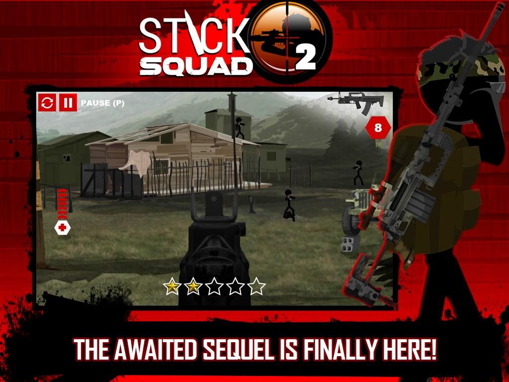 Stick Squad 2 - Shooting Elite - Imagem 1 do software