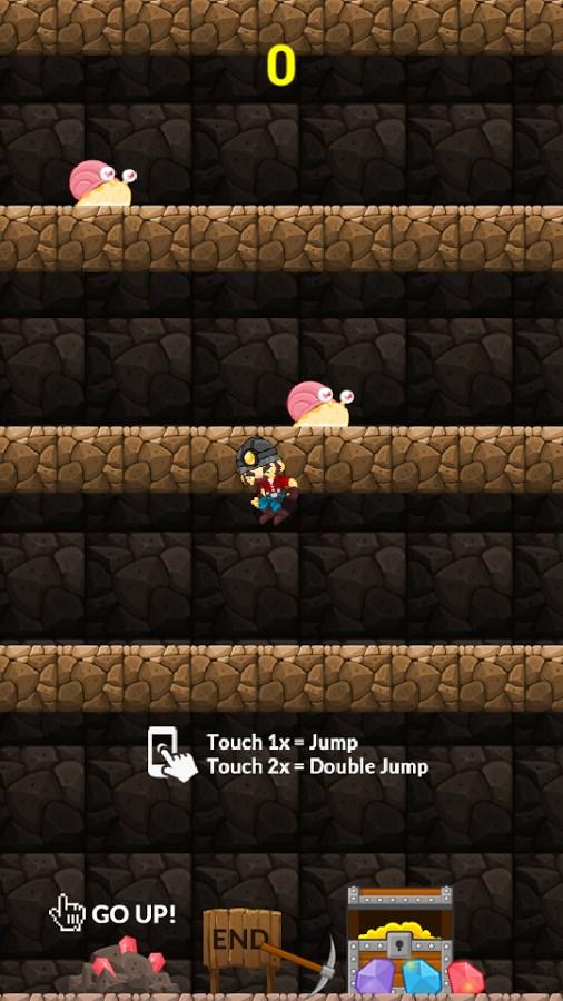 Miner Jump - Imagem 2 do software