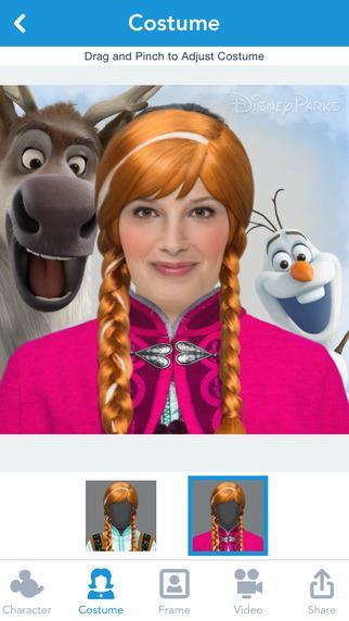 Show Your Disney Side - Imagem 2 do software