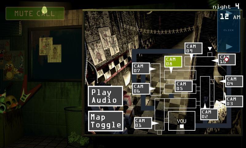 Five Nights at Freddy`s 3 - Imagem 1 do software