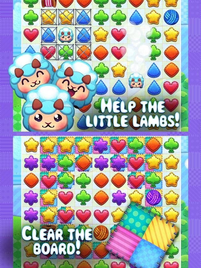Fluffy Shuffle - Match-3 Game - Imagem 2 do software