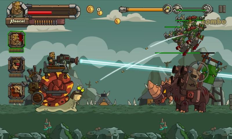 Snail Battles - Imagem 1 do software
