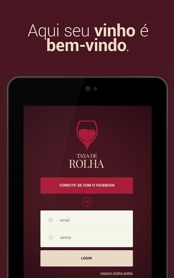 Taxa de Rolha - Imagem 1 do software