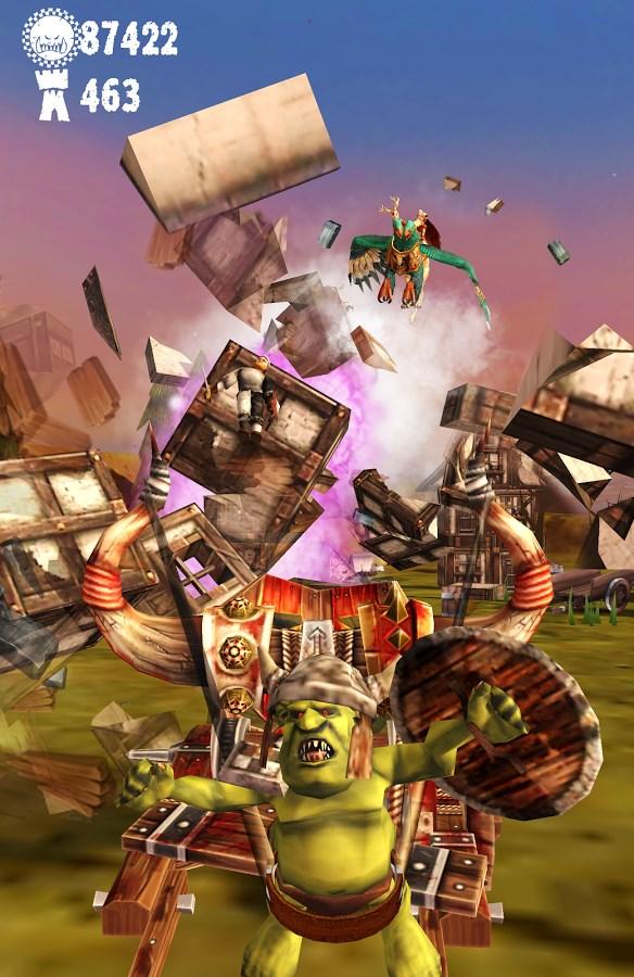 Warhammer: Snotling Fling - Imagem 2 do software
