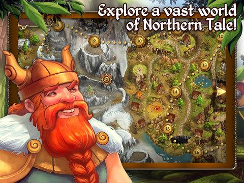 Northern Tale 3: True story of the Vikings (Premium) - Imagem 1 do software