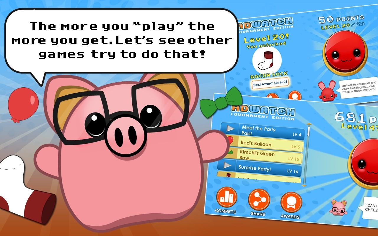 AdWatch Tournament Edition - Imagem 1 do software